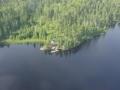 Gordie Lake outpost