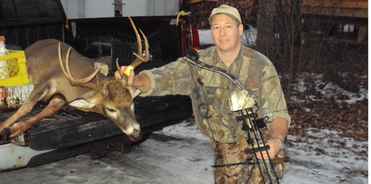 Ontario_Archery_Deer_Hunt-Pickerel_Lake_Outfitters